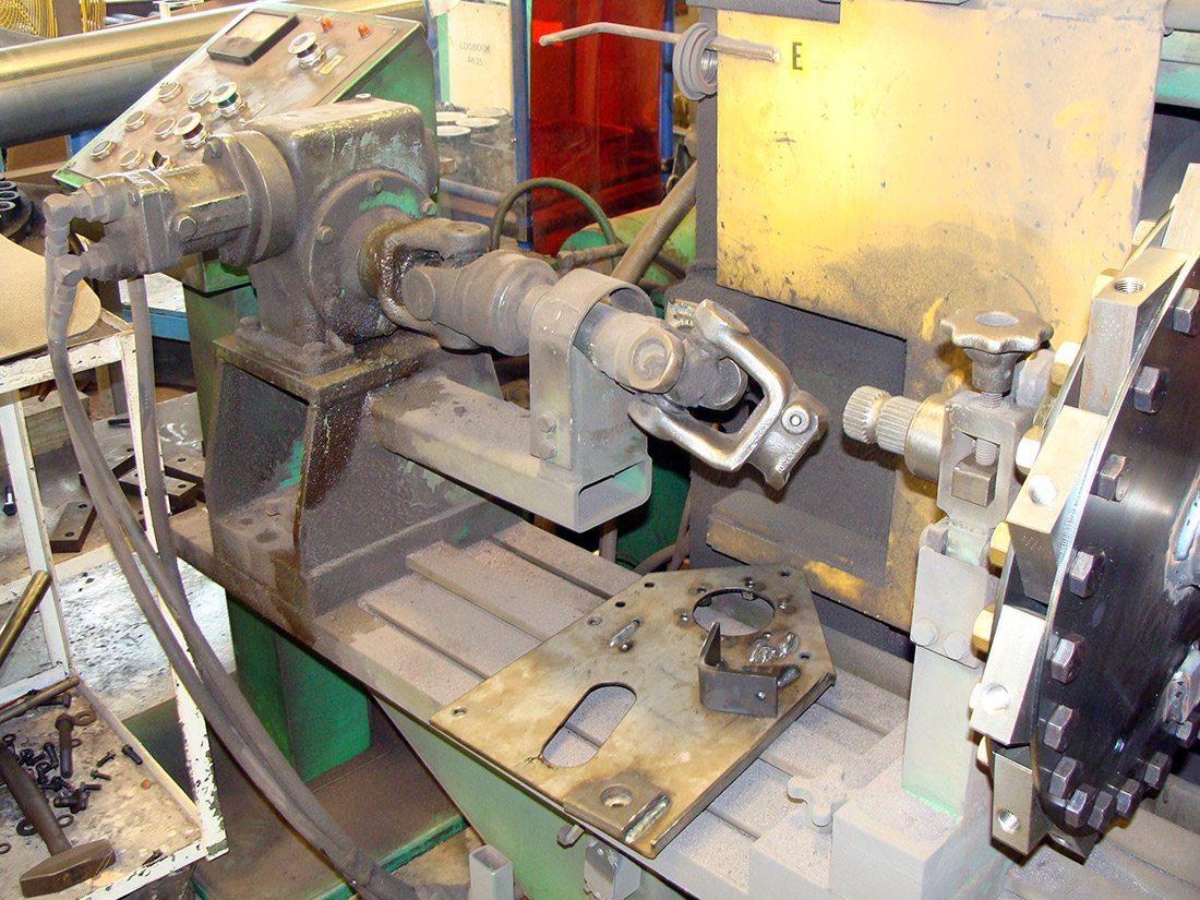 machine tool rebuild