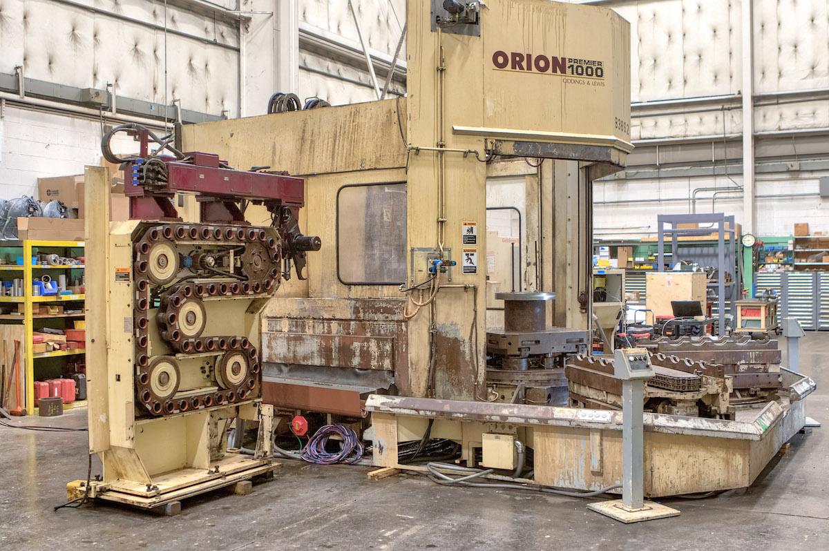 G&L Orion Mill Rebuild - After